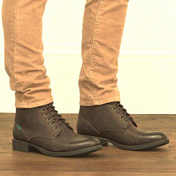 43ec40ca732 Eastland High Fidelity Leather Cap Toe Boots